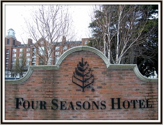 The wonderful Four Seasons Hotel Dublin, located in the exclusive Ballsbridge area of the irish capital, only a few minutes from the city centre and the Financial centre - IFSC - Simply enjoy the magic!:) | by || UggBoy♥UggGirl || PHOTO || WORLD || TRAVEL ||