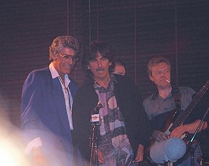 George Harrison Amp Carl Perkins 3 Two Legends George