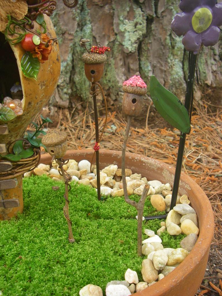 Garden Fairy Bird Houses | Terry Ravan | Flickr