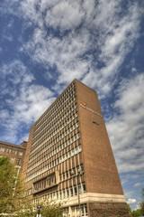 South Wing, Aston University