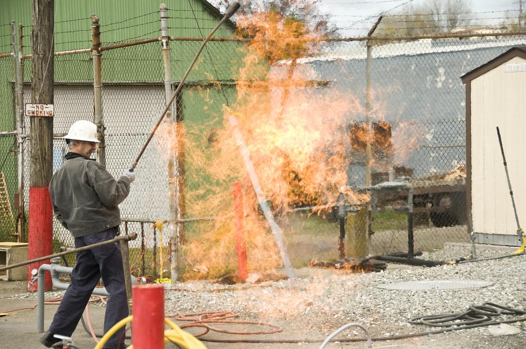 Natural Gas Emergency Response Training