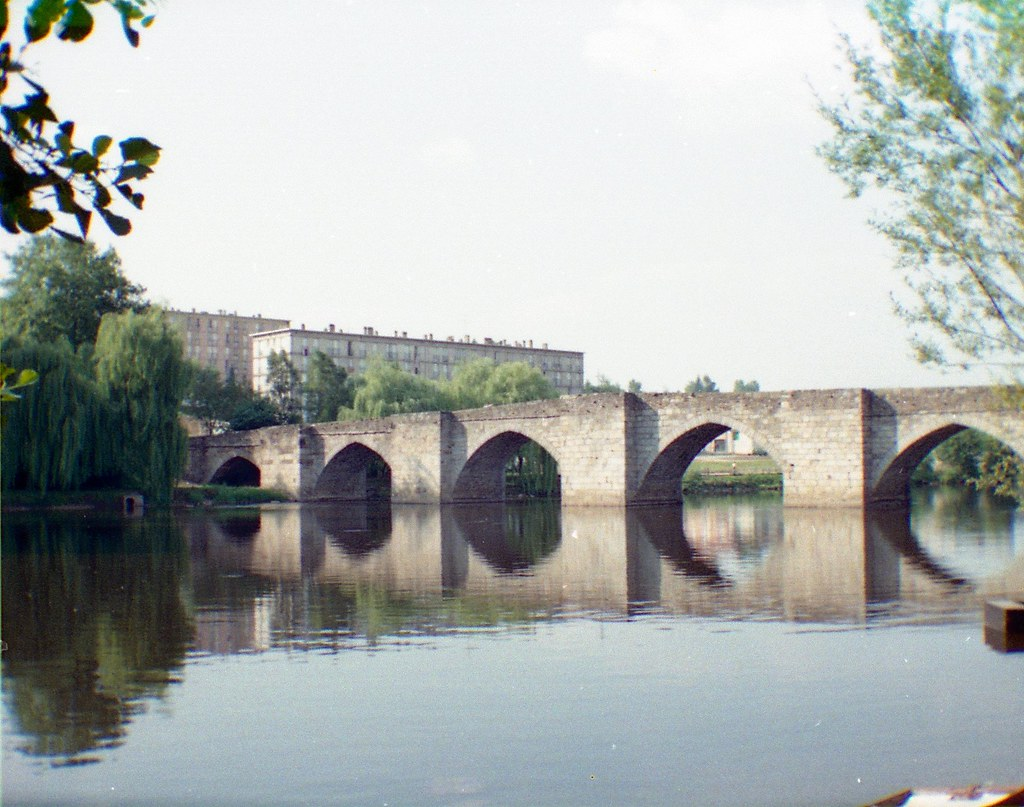 Limoges Pont St Etienne Sur La Vienne Limoges Pont