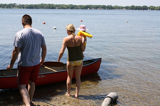 canoeing for the first time | by Midwest Family Life