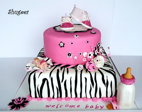 sassy baby shower cake by shugee 39 s custom cakes cookies