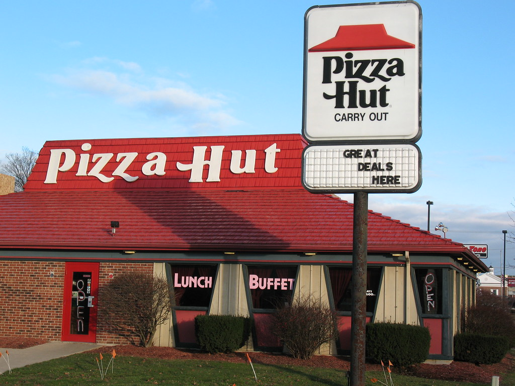 Pizza Hut Building Portersips Make Commercial Building