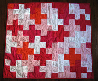 cross quilt | by fionadalton