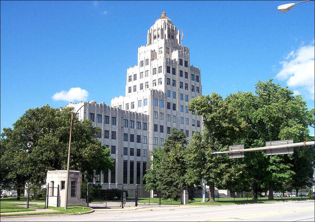 Staley Building Decatur Illinois This Is The A E
