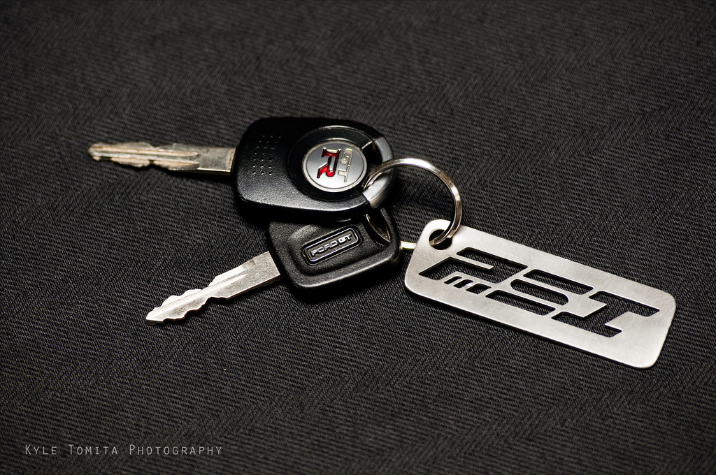 Psi Keychain With R Skyline Gt R Key And Ford Gt Key By Kyle
