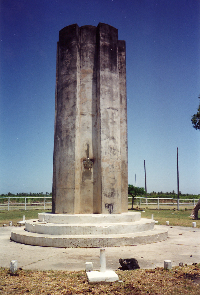 enmore martyrs monument