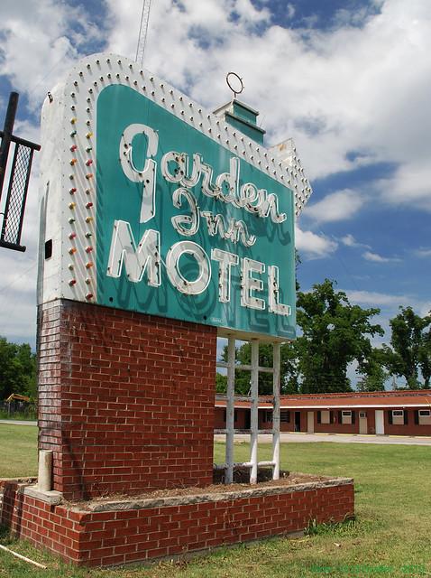 garden inn motel cairo il flickr photo sharing