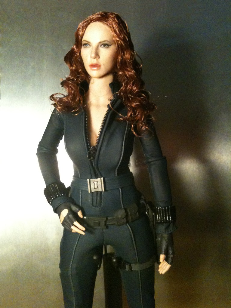 Hot Toys Black Widow- Scarlett Johansson  My Hot Toys -4004