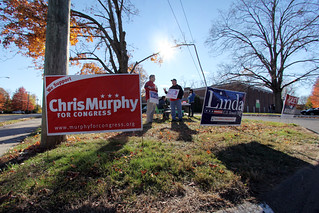 Election Day, 2010 | by WNPR - Connecticut Public Radio