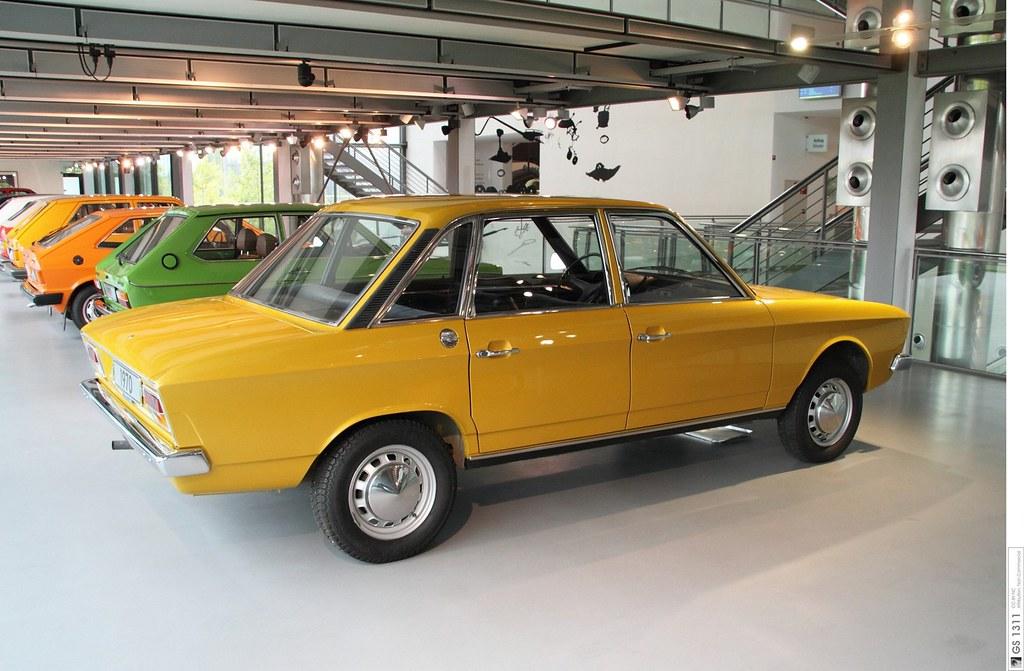 1970 Volkswagen K 70 (04) | The Volkswagen K70 (pronounced a… | Flickr