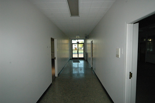Interior Hallway of First Floor | by California State University Channel Islands