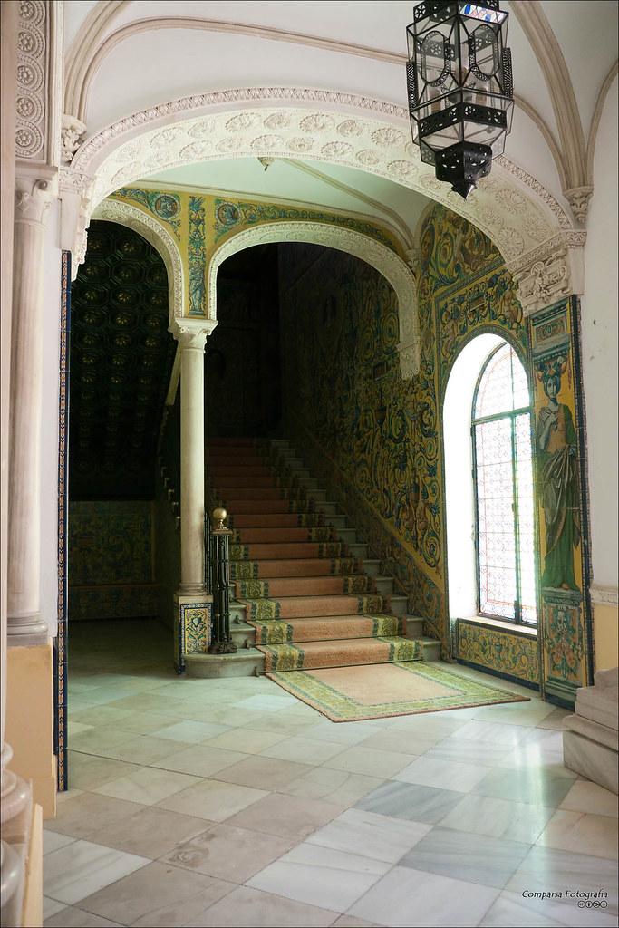 Int rieur typique maison bourgeoise comparsa fotografia flickr - Interieur maison bourgeoise ...