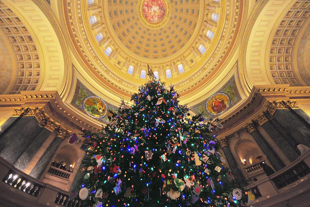 Old Christmas Tree Lights