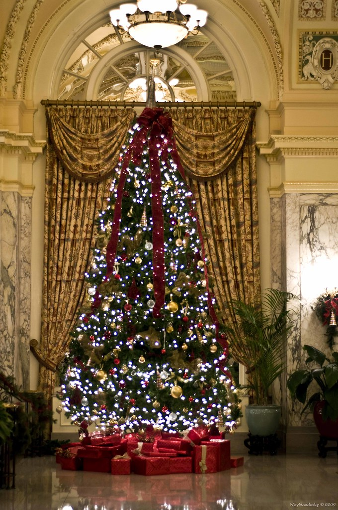 Christmas At The Hermitage Hotel Nashville TN Ray Flickr