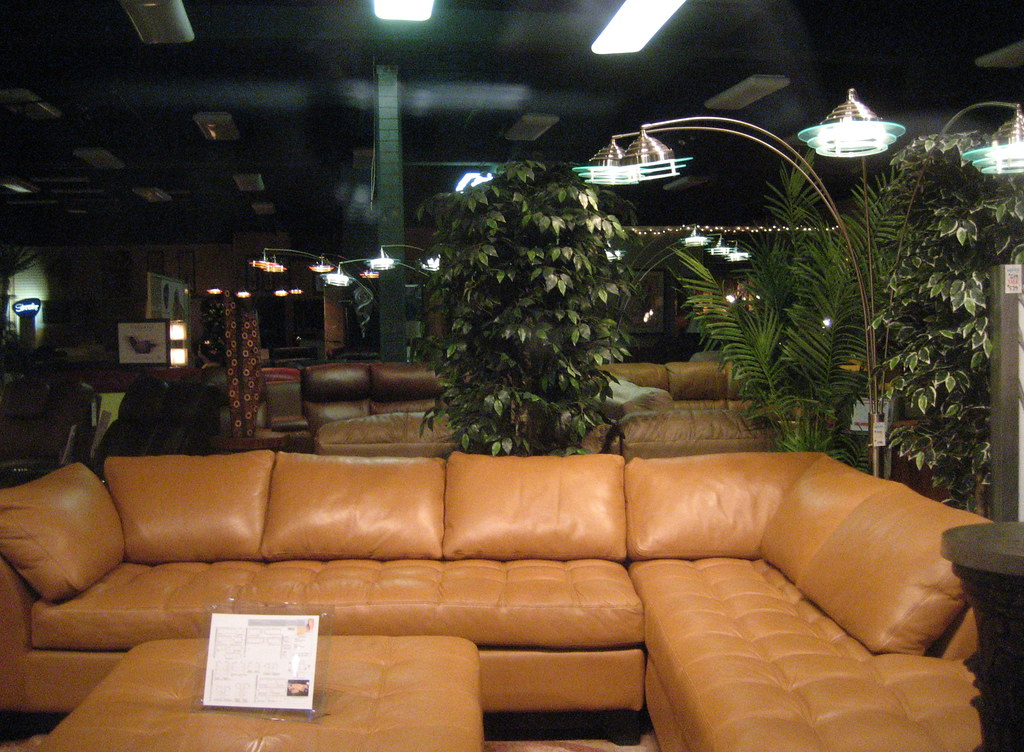 Jack in the leather furniture store see the rest of my for C furniture warehouse bradford