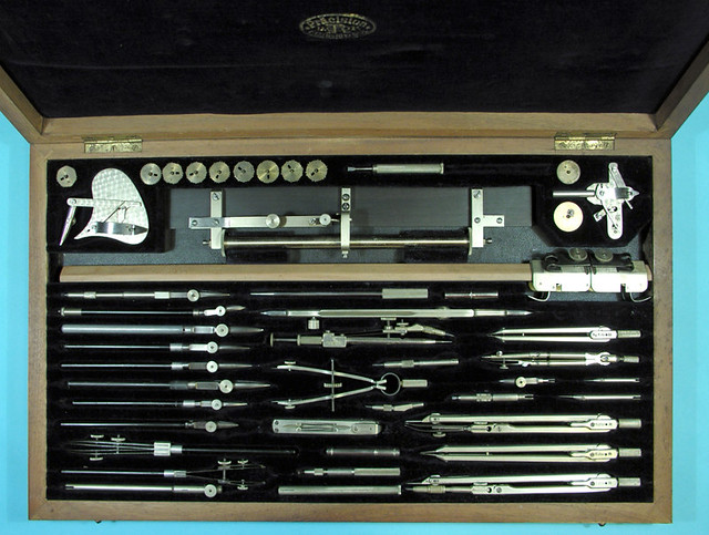 Richter Drafting Tools Set Flickr