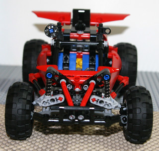 2010 LEGO Technic 8048 Buggy - Finished | by Mostly Bricks