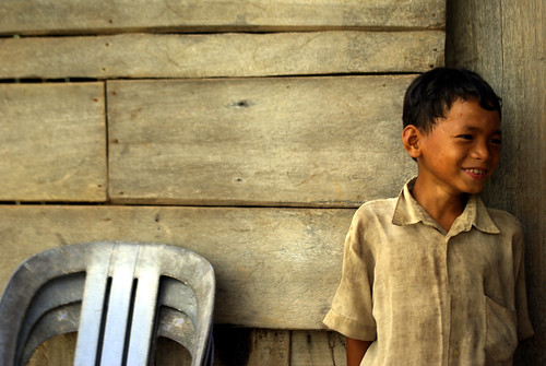 Cambodian Boy | by The Hungry Cyclist