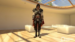 PlayStation Home - Assassin's Creed 2 Male_EzioLimited2 | by PlayStation.Blog