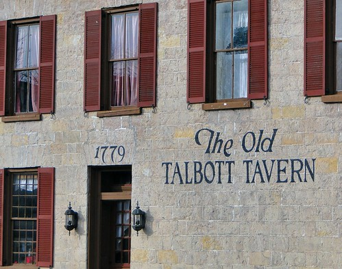 The Old Talbott Tavern | by cindy47452