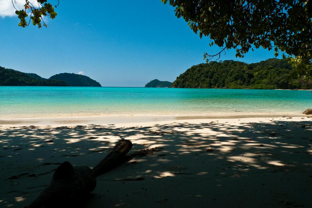 thajsko ostrovy Koh Surin