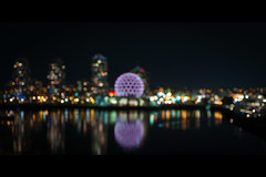 Science World Bokeh | by 3dpete