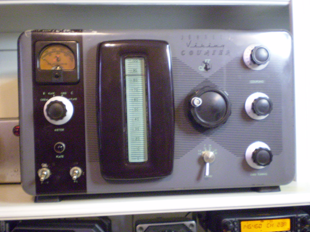 Ef Johnson Viking Courier Hf Amplifier This Is My Flickr 300khz 30mhz Linear By W5kcm