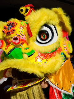 Lion Dance 3 | by Second City Warehouse