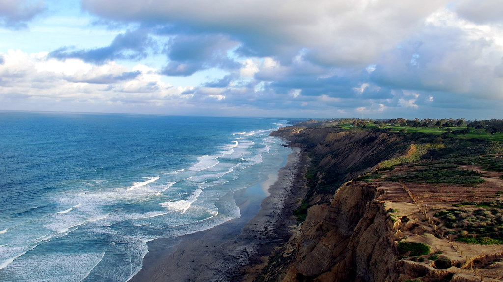 Torrey Pines, Orange County, california, pacific