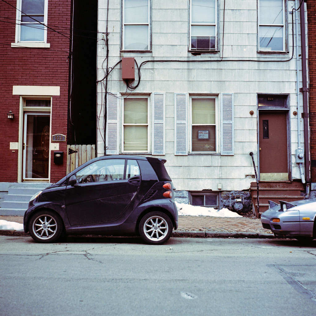 Pittsburgh Pa Smart Car Parking Rules