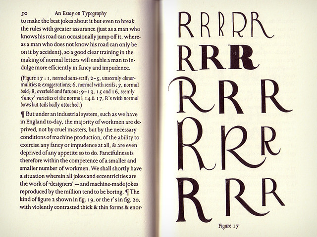 essay on typography Get this from a library an essay on typography [eric gill.