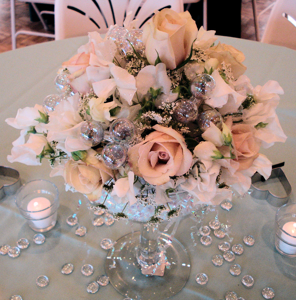 Image Result For Pink And White Wedding Decorations