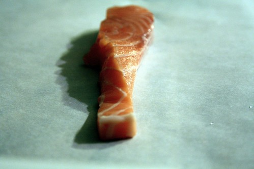 Organic Scottish salmon | by robin.salant