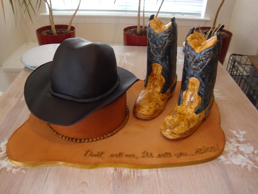 Rodeo Cake Pan