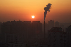 Beijing Sunrise | by Eric Mansfield