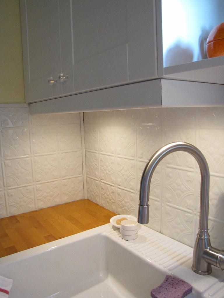Strip Kitchen Cabinet To Paint White