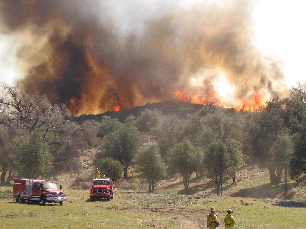 Corte Madera Ranch near Pine Valley | CAL FIRE Public ...