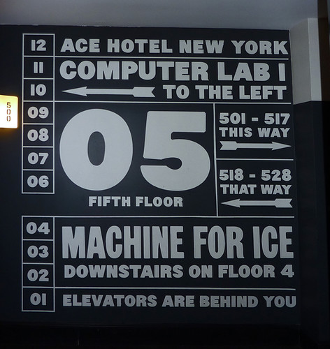 Ace Hotel New York Bar