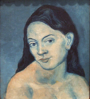 Head Of A Woman Was Made In What Time Period And It Was By Pablo Picasso 121