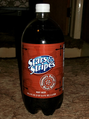 Stars Amp Stripes Generic Brand Soda And Here It Is