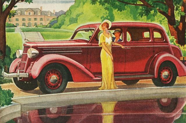 1935 dodge touring sedan 4 door alden jewell flickr for 1935 dodge 4 door sedan