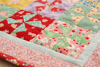 busy little pinwheel quilt | by nanaCompany