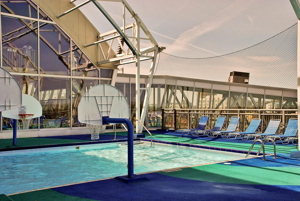 Fallsview Indoor Waterpark Niagara Falls ON April 201