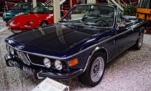1972 BMW 3.0 CS | by jens.lilienthal