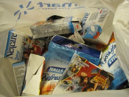 Hotcouponworld.com Member Mi5zonsn1's recent Walmart coupon shopping trip | by Hotcouponworld.com