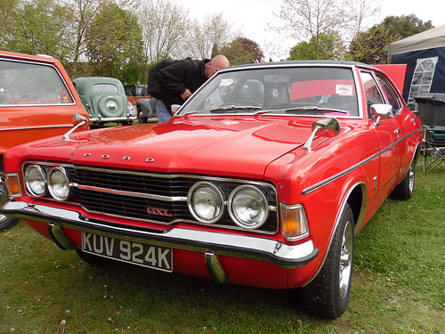 1971 ford cortina mkiii 2 0 2000 gxl saloon hard to believ flickr - Ford taunus gxl coupe 2000 v6 1971 ...
