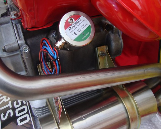 Fiat 500 123 Eletronic Ignition Ricambi Fiat 500 Flickr